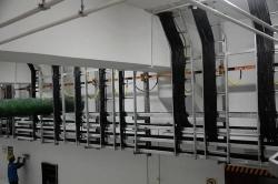 电缆桥架敷设间距